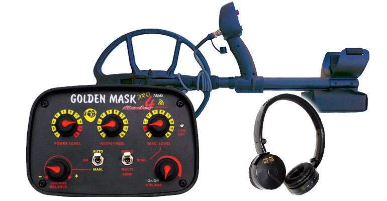 Golden Mask 4 PRO WS-105