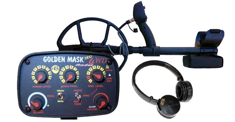 Golden Mask 4 WD PRO WS105