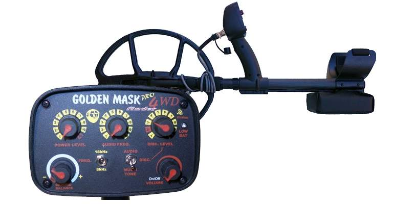 Golden Mask 4 WD PRO 12 Light